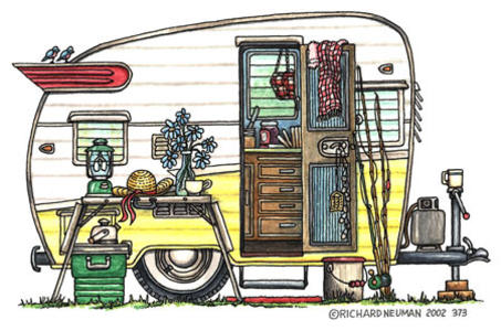 RV Art Prints